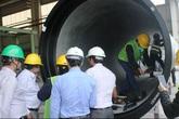 Hà Nội kiến nghị dừng ký hợp đồng với nhà thầu Trung Quốc làm ống nước sông Đà