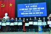 Sở Y tế Hải Phòng tổ chức kỷ niệm ngày Thầy thuốc Việt Nam (27/2)