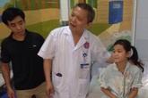 Lần đầu tiên tại VN: Em bé được phẫu thuật nội soi hoàn toàn khi tim... vẫn đập