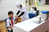 Ninh Bình: Trên 17.000 học sinh được tiêm chủng an toàn