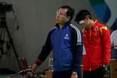 Hoàng Xuân Vinh: 'Thật tiếc nhưng tôi đã cố hết sức'