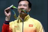 Hoàng Xuân Vinh nhận thưởng kỷ lục khi đoạt thêm HCB