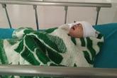 Bé 4 tháng sống sót kỳ diệu sau tai nạn ở Quảng Bình