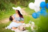 Mẹ 9X đáp trả quan điểm 'may mắn vì không sinh con gái'