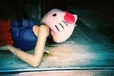 Vụ giết người chấn động Hong Kong: chiếc đầu người giấu trong thú nhồi bông Hello Kitty