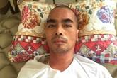 Diễn viên Nguyễn Hoàng vẫn liệt nửa người sau 10 tháng tai biến