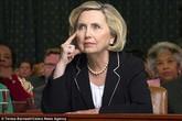 Ngắm bản sao giống Hillary Cliton tới 99%