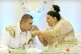 Tiệc cưới xa hoa, dài 4 ngày của cô dâu Slovakia