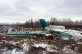 Trực thăng Nga rơi ở Siberia, 19 người chết