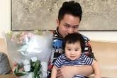 Con trai siêu đáng yêu của ca sĩ Tùng Dương