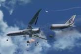 Máy bay rơi ngoài khơi Myanmar