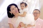 Sao Việt tấp nập đến dự lễ thôi nôi của con gái Hà Kiều Anh