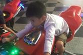 Cường Đô La vui vì con trai đam mê tốc độ giống mình