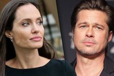 Jolie sẵn sàng lên tòa để giành quyền nuôi con với Brad Pitt