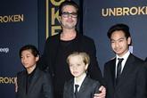 Brad Pitt rũ sạch cáo buộc bạo hành con