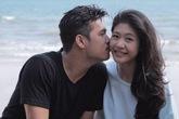 Đường tình tưởng êm đẹp của Trương Thế Vinh và bạn gái cơ trưởng