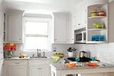 9 căn bếp nhỏ nhưng không thiếu thứ gì