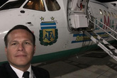 Lời cuối của máy bay chở tuyển Brazil gặp nạn: 'Hết xăng'