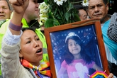Colombia phẫn nộ vì vụ cưỡng hiếp, sát hại bé gái 7 tuổi