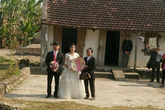 """Thông tin tiếp về """"đám cưới cổ tích gây xôn xao"""