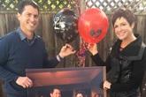 Cặp vợ chồng tổ chức tiệc mừng ly hôn hoành tráng