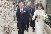MC Trần Ngọc kết hôn với bạn gái 9X