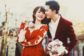 Vợ Nam Cường mang bầu 4 tháng