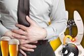 Hội chứng ruột kích thích – Hiểm họa khi uống rượu bia
