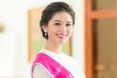 Á hậu Thùy Dung từng làm phục vụ quán cà phê