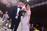 Nhà trai tặng nhà gái hàng chục cọc tiền ở đám cưới