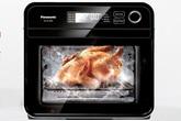 Lò hấp nướng đa năng Panasonic – tiết kiệm gấp đôi thời gian nấu nướng