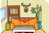 6 cách bày đồ cần tuyệt đối tránh trong phòng khách