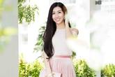 Thanh Mai gợi ý mặc đẹp với màu hồng pastel