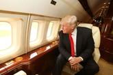 Choáng ngợp với chuyên cơ dát vàng của Tân tổng thống Mỹ