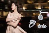 Bí kíp chọn trang sức kim cương cực chuẩn của Á hậu Tú Anh