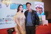 Khánh My thân thiết Mã Đức Chung trong sự kiện ở Trung Quốc