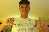 Từ Myanmar, Công Vinh vẫn dành cho Thủy Tiên hành động ngọt ngào trong ngày sinh nhật