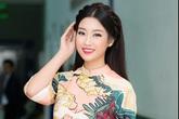 Hoa hậu Mỹ Linh chấm thi nhan sắc cùng Minh Tiệp
