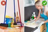10 lỗi nghiêm trọng khi dọn dẹp, sắp xếp đồ khiến nhà cửa càng thêm lộn xộn