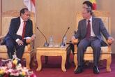 Tổng cục DS-KHHGĐ tiếp đoàn Ủy ban Quốc gia DS-KHHGĐ Indonesia