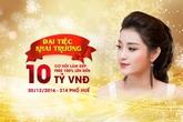 Dr Hải Lê khai trương cơ sở 3, miễn phí làm đẹp đến 10 tỷ đồng