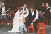 """Xôn xao ảnh kỷ niệm đám cưới vàng của diễn viên phim """"Đất và người"""""""