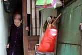 Nhà 4m2, 5 người sinh sống giữa trung tâm Hà Nội