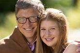 Cuộc sống giản dị đến bất ngờ của con gái lớn tỷ phú Bill Gates