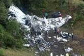Xác định nguyên nhân máy bay chở một đội bóng Brazil rơi