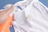 4 cách rẻ tiền đánh bay vết dầu mỡ trên quần áo