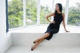 Bằng Lăng diện 5 mẫu váy mới của Tăng Thanh Hà