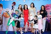 Hoa hậu Hương Giang tái xuất sau 2 tháng sinh con
