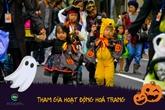 Điểm đến cuối tuần: Lễ hội Halloween 'có một không hai' tại Ecopark