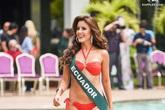 Đại diện Ecuador đăng quang HH Trái đất, Nam Em dừng ở top 8